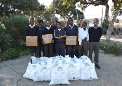 Giving Back Kleinberg Primary